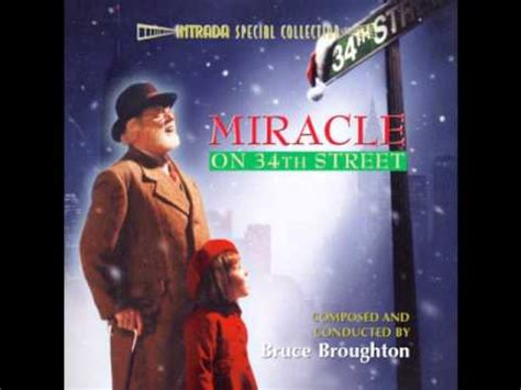 The Miracle On The 34th Miracle On 34th Bruce Broughton