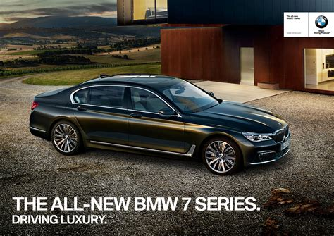 bmw advertisement bmw rolls out new 7 series ad caign bimmerfile