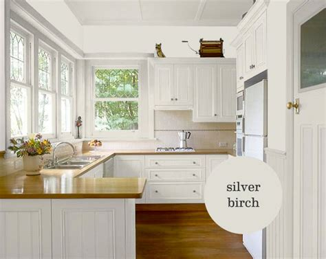 What Color To Paint Walls With White Cabinets | white walls paint the cabinets making it lovely