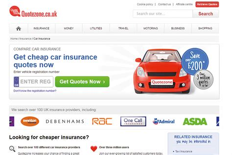 Best insurance comparison websites: 2016 group test