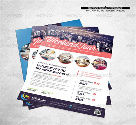 best flyer design graphicriver world travel tourism flyer template by katzeline