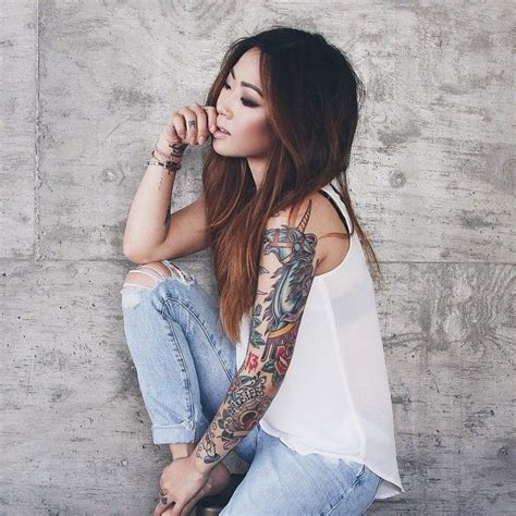 claire marshall tattoos this is an photo heyclaire instagram
