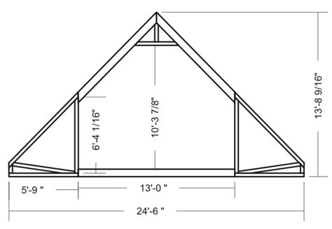 bonus room trusses second guess the truss engineer framing contractor talk