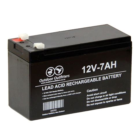 Baterai Ups 12v 7ah outdoor outfitters battery 12v 7ah rechargeable