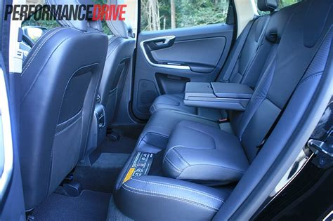 Volvo Car Seats by 2012 Volvo Xc60 T6 Polestar Rear Seat