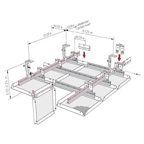 controsoffitto in pannelli di fibra minerale controsoffitto fural controsoffitto acustico sistemi di