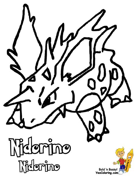 pokemon coloring pages arcanine non stop pokemon pictures nidoqueen arcanine boys