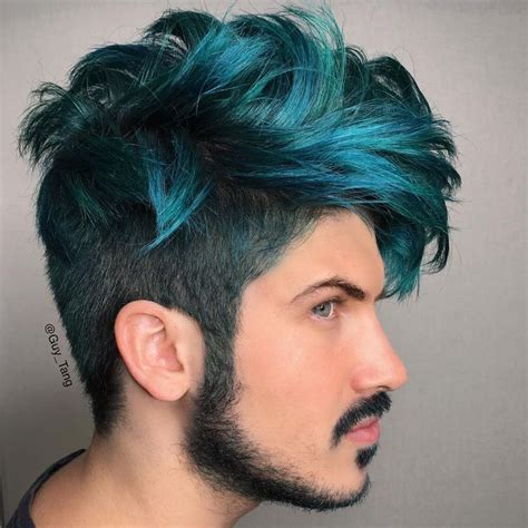 guys with colored hair 25 best ideas about hair color on s