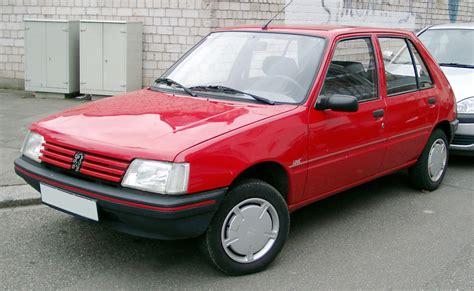 peugeot cars 1980 peugeot 205 wikiwand