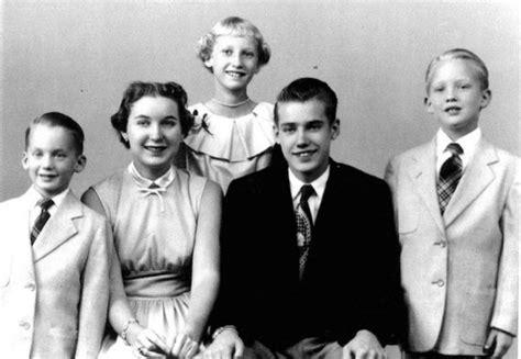 donald trump parents donald trump family siblings parents children wife