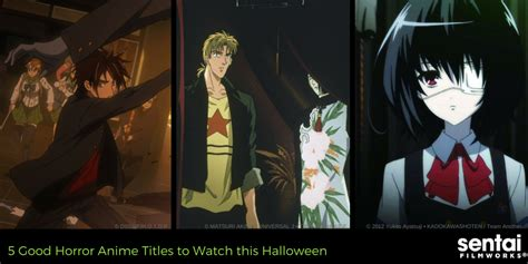 5 horror anime titles to this