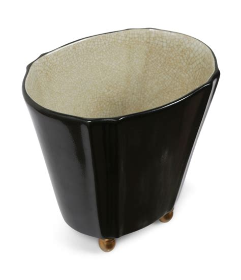 Oval Planter by Oval Planter Bold Legs Essentials