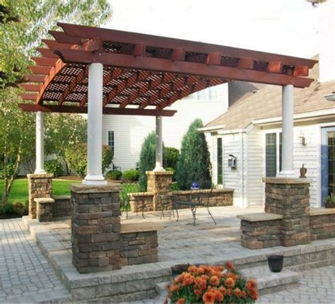 pergola design ideas pergola pictures and designs redwood pergola designs ideas wooden roof