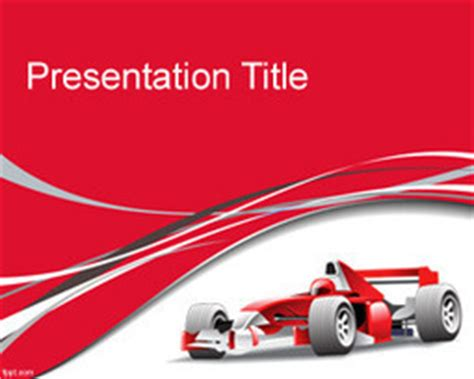 Powerpoint Templates Free Download Racing | f1 powerpoint template free powerpoint templa