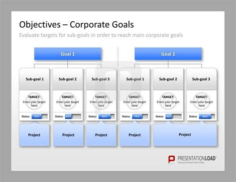 88 Best Business Strategy Powerpoint Templates Images On Pinterest Corporate Marketing Strategy Template