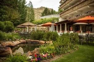 Knob Hill Inn Restaurant by 9 Idaho Restaurants With Jaw Dropping Views