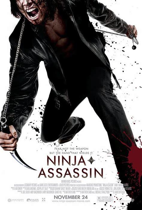 film ninja assassin terbaru senjata yang digunakan dalam film ninja assassin dua satu