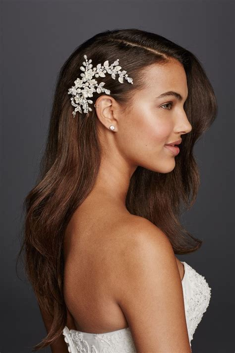 davids bridal hairstyles 208 best wedding hairstyles images on pinterest bridal