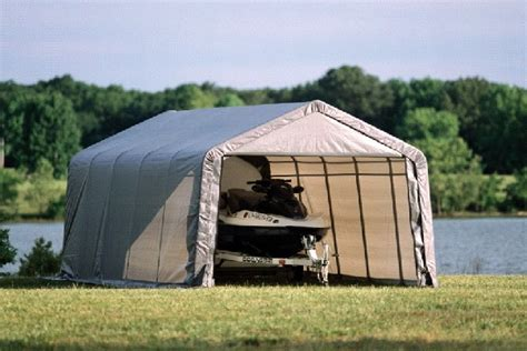 Tarp Sheds by Tarp Sheds Temporary Outdoor Storage Shelters