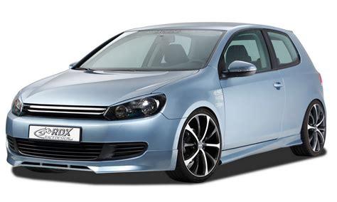 golf car volkswagen fashion tuned cars vw golf v vi style change