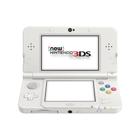 nintendo 3 ds console new nintendo 3ds white vooks