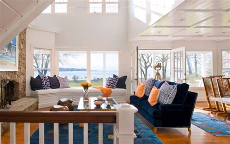 coastal style living room home interior design coastal style interiors ideas that bring home the breezy