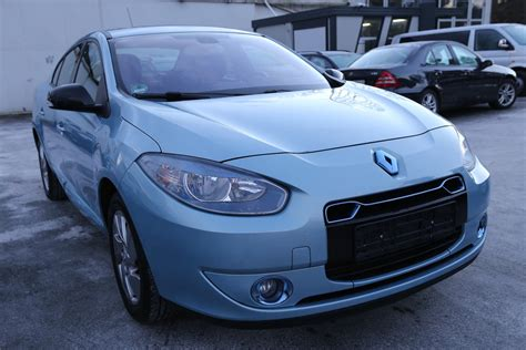 renault fluence ze renault fluence ze could be europe s cheapest used ev at