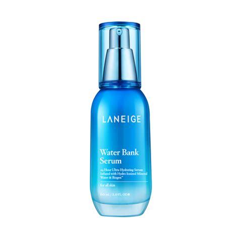 Serum Laneige skincare hydration water bank ultra moisture