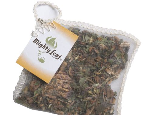 Mighty Leaf Detox Tea Ingredients by Mighty Leaf Tea Has Announced The Launch Of The Organic