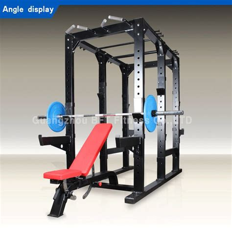 The Rack Machine by Bft1014 Squat Rack Multi Power Rack Machine Bft Fitness