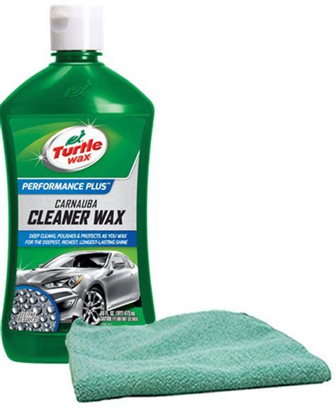 How To Remove Wax From Microfiber by Turtle Wax Carnauba Cleaner Wax 16 Oz Microfiber