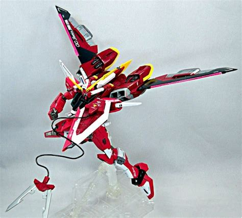 Mg Infinite Justice Gundam Bandai mg 1 100 zgmf x19a infinite justice gundam bandai