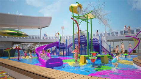 freedom boat club france harmony of the seas to feature new splash park for