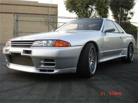 nissan skyline gt r s in the usa 1989 nissan skyline gt r colors production of each