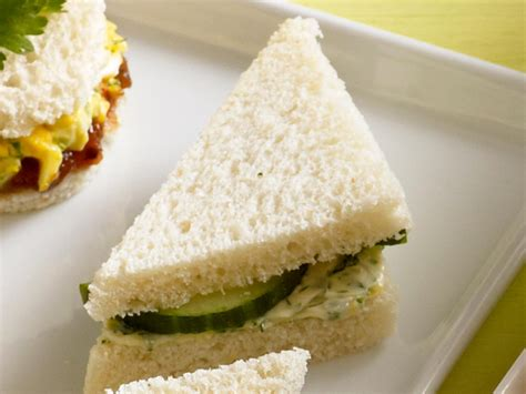 Day 1 After The Sandwich by 50 Tea Sandwiches Recipes And Cooking Food Network
