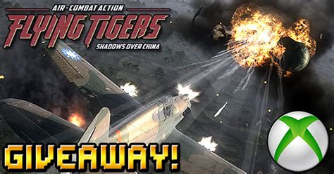 Xbox One Game Code Giveaway - flying tigers shadows over china xbox one giveaway tgg