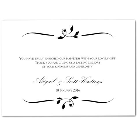 Gift Card For You - thank you card creation images wedding thank you cards for money wedding thank you