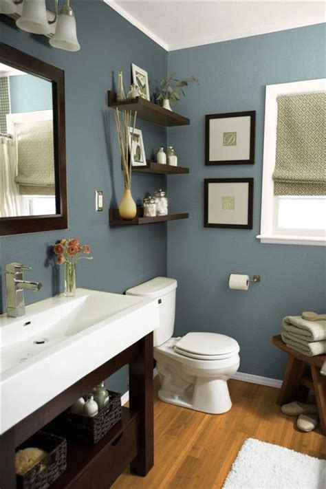mountain by sherwin williams beautiful earthy blue paint color for bathrooms especially