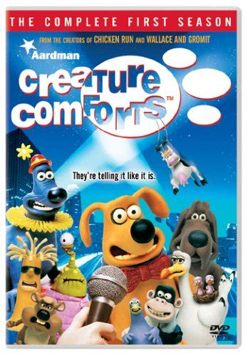 Creature Comforts Ansehen In In 2160p 16 9 Coolfup