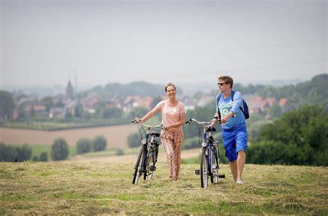 wandlen länglich fietsen en wandelen leiestreek