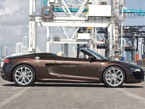 Audi R8 Spyder 5.2 FSI quattro (2011) picture #16, 1280x960