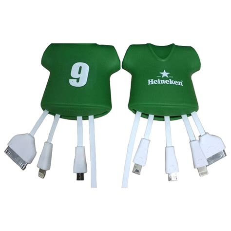 2 In 1 Multi sports 3 in 1 multi functions usb charger for world cup