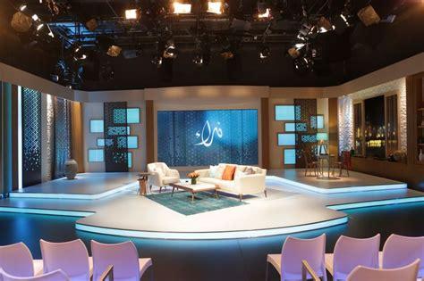 designing sets for oprah ellen tyra and now ricki the tv set design talk show studio design woman programme