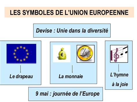 la chambre des preteurs de l union europeenne symboles ue