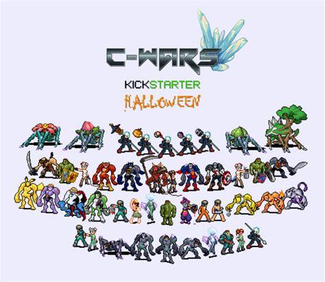 c wars roguelike pixel art pc game kickstarter c wars roguelike pixel art pc game by onipunks 187 updates