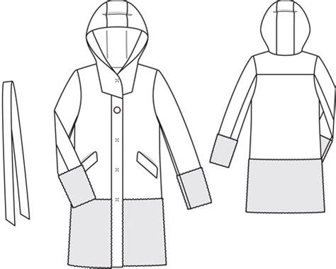 coat template image gallery coat template