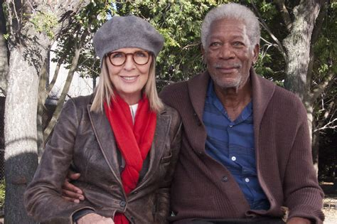 film 5 flights up diane keaton and morgan freeman look for a new apartment