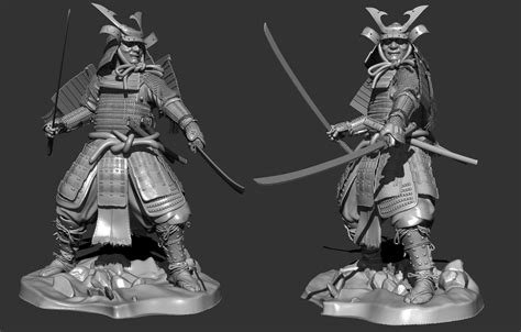 zbrush sculpt pattern http hbajramovic cgsociety org art samurai 3ds max