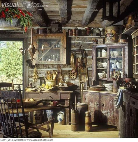 Rustic Cabin Kitchen Decor by Time Kitchen Inspirations For Future Home