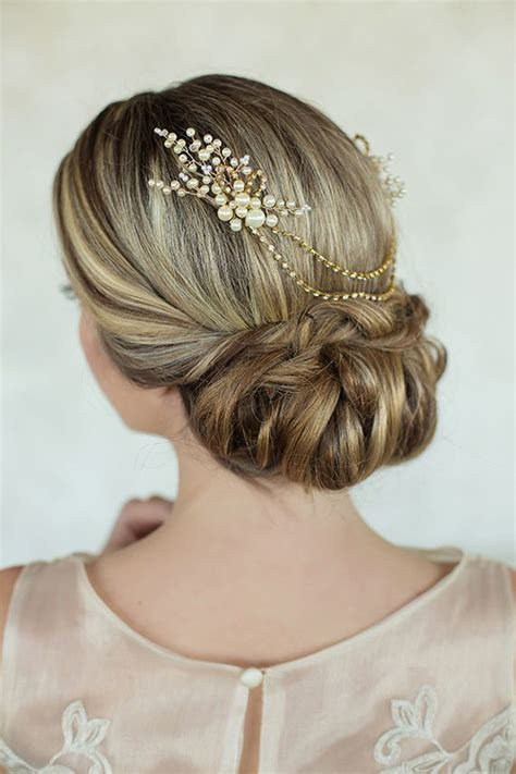 Hair Accessories For Wedding Updos by Wedding Hairstyles 16 Bridal Updos